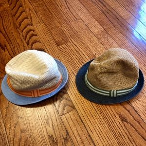Other - Toddler boys fedora hats